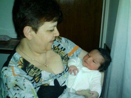 Fotolog de martasanz: Abuela Feliz